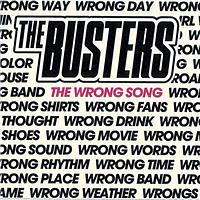 The Busters - The Wrong Song