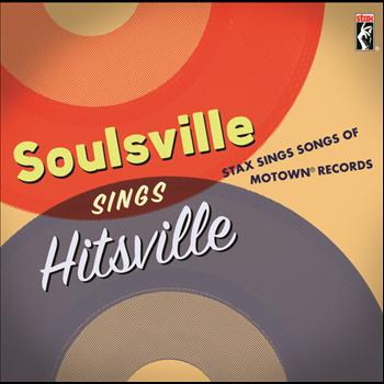 Various Artists - Stax Sings Songs Of Motown Records
