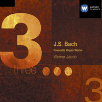 Werner Jacob - Bach: Favourite Organ Works