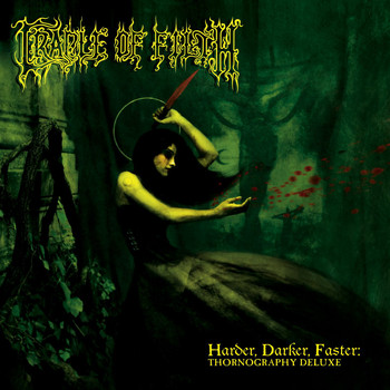 Cradle Of Filth - Harder, Darker, Faster - Thornography Deluxe (MVI Bonus Tracks)