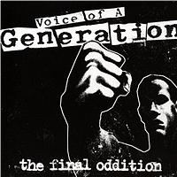 Voice Of A Generation - The final Oddition