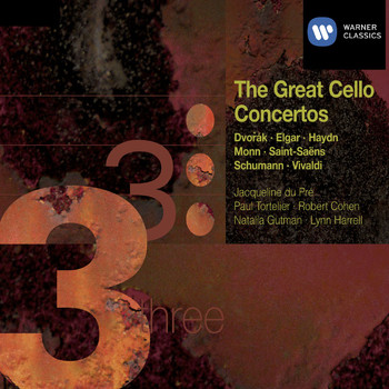Various Artists - The Great Cello Concertos