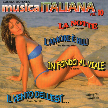 Various Artists - Duck Records - Musica Italiana Vol 10