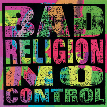 Bad Religion - No Control (Re-Issue) (Explicit)