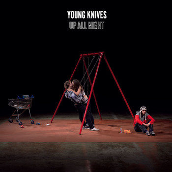 The Young Knives - Up All Night (1 track DMD)