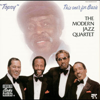 The Modern Jazz Quartet - Topsy: This One's For Basie