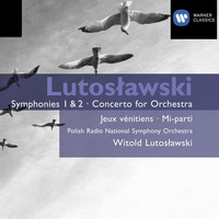 Witold Lutoslawski/Polish National Radio Symphony Orchestra - Lutoslawski: Symphonies 1 & 2 [Gemini Serires] (Gemini Serires)