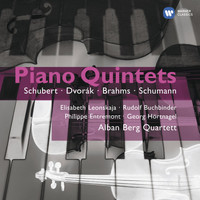 Alban Berg Quartett - Piano Quintets