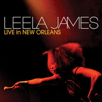 Leela James - Live In New Orleans