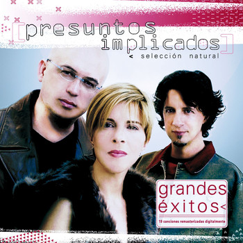 Presuntos Implicados - Grandes Exitos Seleccion Natural
