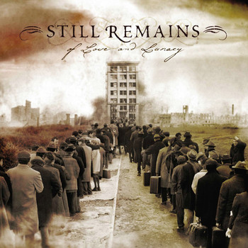 Still Remains - Stay Captive (Single track   Int'l release)