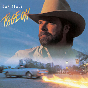 DAN SEALS - Rage On