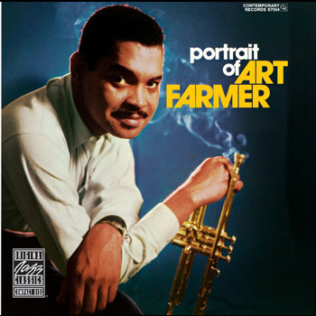 Art Farmer - Portrait Of Art Farmer