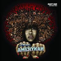 Erykah Badu - New Amerykah Part One (4th World War) (UK-AU-NZ-Japan Version)