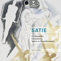 Anne Queffélec - Satie: Gymnopédies, Gnossiennes, Sports et Divertissements