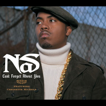 Nas - Can't Forget About You (UK 2 trk)