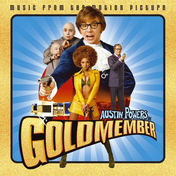 Various Artists - Austin Powers - Goldmember O.S.T.