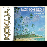 Jack Johnson - Live From The Kokua Festival itunes exclusive (UK Itunes Exclusive)