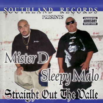 Mister D - Straight Out the Valle (Explicit)