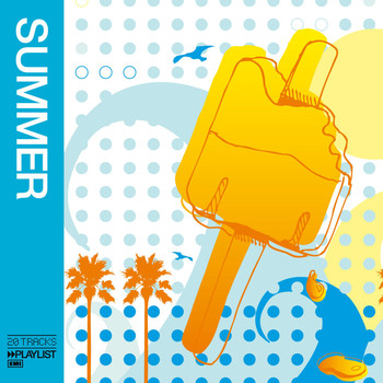 Various Artists - Playlist: Summer (Explicit)