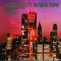 Rhoda Scott - In New York With Thad Jones And Mel Lewis