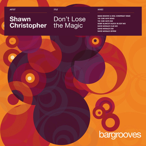 Shawn Christopher MP3 Single Don't Lose The Magic