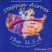 Various Artists - Steppin Across The USA - Steppin Across The USA - Volume 3