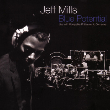 Jeff Mills - Blue Potential - Live with Montpelier Philharmonic Orchestra