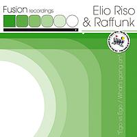 Elio Riso, Raffunk - Ego vs ego / what's going on