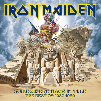 Iron Maiden - Somewhere Back In Time - The Best of: 1980 - 1989