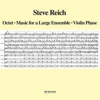 Steve Reich - Octet - Music For A Large Ensemble - Violin Phase