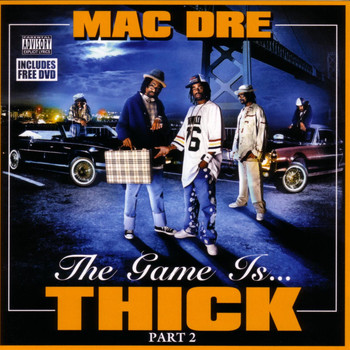Mac Dre - The Game Is... Thick - Part 2 (Explicit)