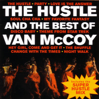 Van McCoy - The Hustle & The Best of Van McCoy