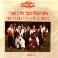 Trebunia Family Band - Music Of The Tatra Mountains