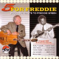 Bucky Pizzarelli - 5 for Freddie: Bucky Pizzarelli's Tribute to Freddie Green