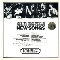 Family - Old Songs. New Songs