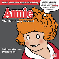 Annie: The Broadway Musical 30th Anniversary Cast Recording - Annie: The Broadway Musical 30th Anniversary Cast Recording (2CD)