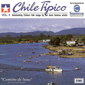Various Artists - Chile Tipico Vol.3 Camino De Luna
