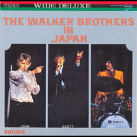 The Walker Brothers - In Japan
