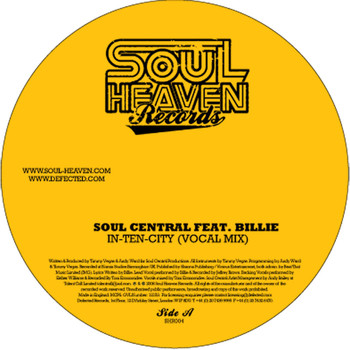Soul Central - In-Ten-City