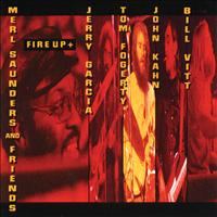 Merl Saunders & Friends - Fire Up+