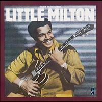 Little Milton - Walkin' The Back Streets