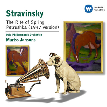 Mariss Jansons/Oslo Philharmonic Orchestra - Stravinsky: The Rite of Spring/Petrushka