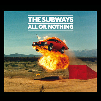 The Subways - All Or Nothing (Standard DMD)
