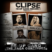 Clipse - Re-Up Gang the Saga Continues (Explicit)