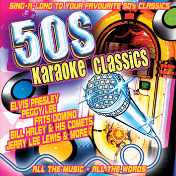 AVID Professional Karaoke - 50s Karaoke Classics (Professional Backing Track Version)
