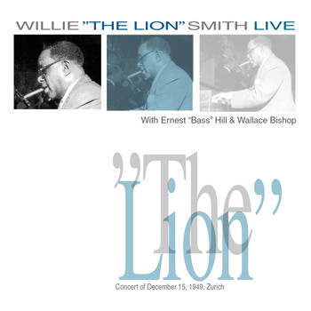 "Willie ""The Lion"" Smith - Live Zurich, Switzerland"