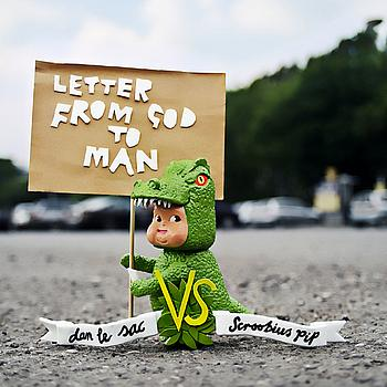 Dan Le Sac vs Scroobious Pip - Letter From God To Man