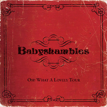 Babyshambles Oh What A Lovely Tour