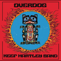 Keef Hartley Band - Overdog